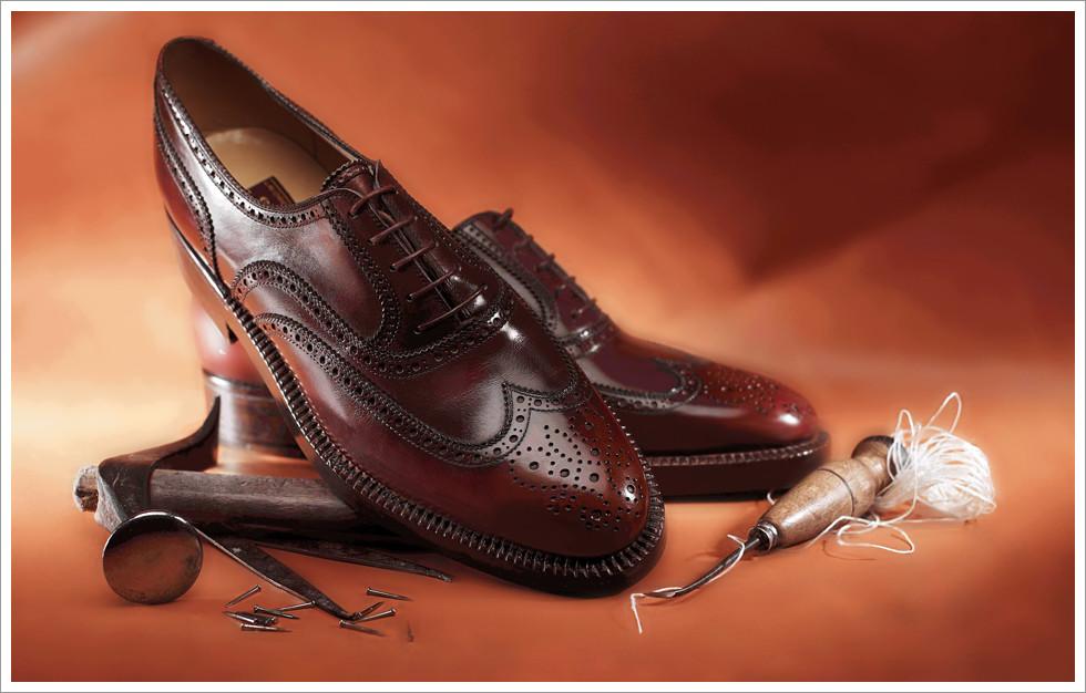 Italian handmade shoes by Enzo Bonafe 68e281623