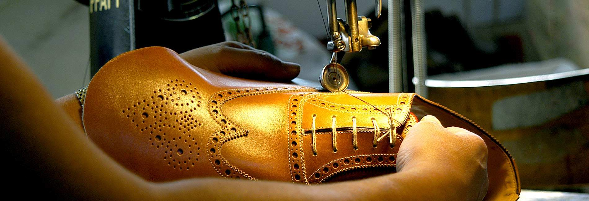 Passion for our shoes, first of all